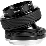 LENSBABY Composer Pro for Canon w/ Sweet35 Optic [LBCP35C] - Camera Slr Lens